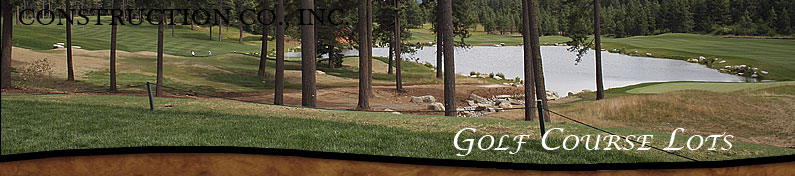 Golf Course Lots